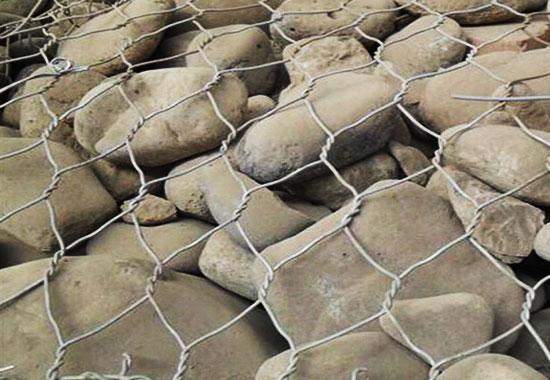 热镀锌石笼网实例应用图片