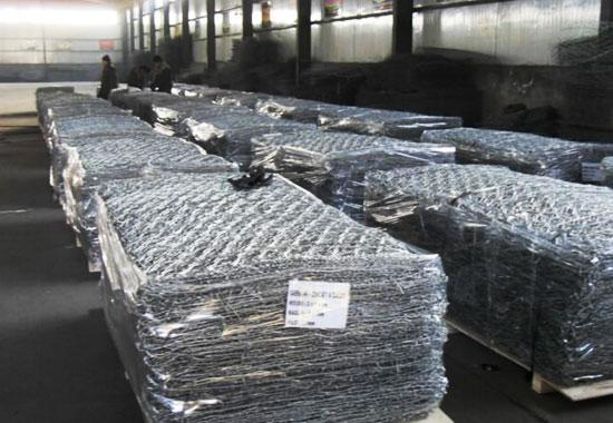 热镀锌石笼网规格图片