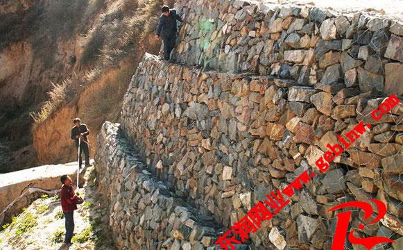 铅丝石笼网规格材质图片