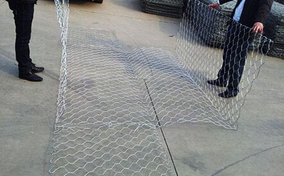铅丝石笼网实例厂规格图