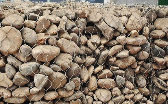 钢丝石笼网图片