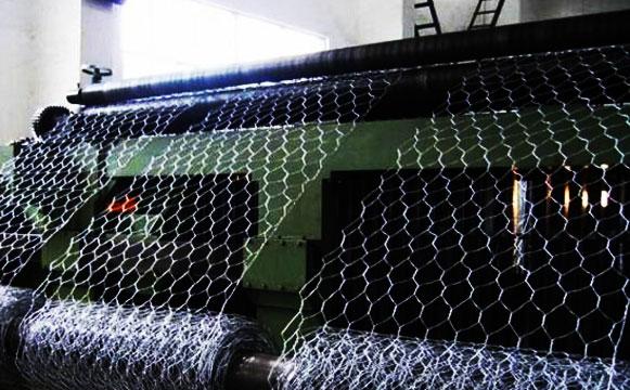 石笼卷网加工图片